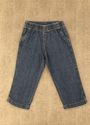 Джинсы хлопковые Carters на 2 года 86 см