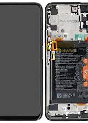 Дисплей в рамке Huawei P Smart Pro (STK-L21) 02352YLP