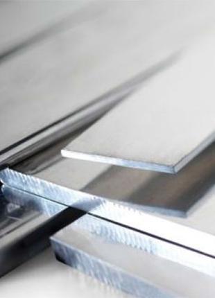 Шина (полоса) Алюминиевая 2х25мм АД31/АД0