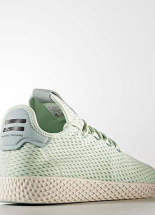 Кроссовки adidas pharrell williams tennis hu cp9765 .  р.44 ор...