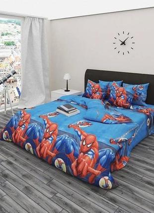 """Комплект постельного белья """"спайдермен"""""""