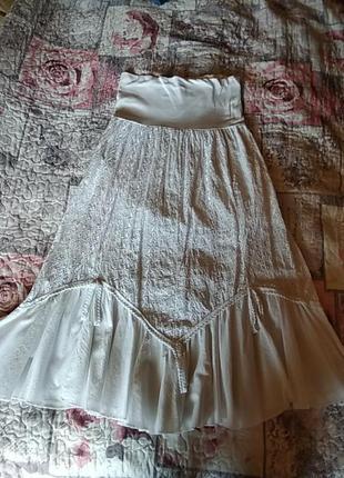 Довга юбка