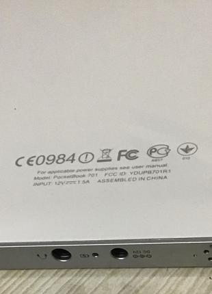 Электронная книга- планшет PockеtBook IQ 701