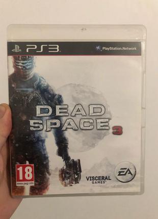 dead space 3 ps3 на русском языке
