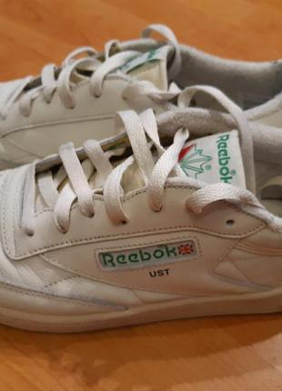 Кроссовки reebok club c 85 vintage bs8242. оригинал!