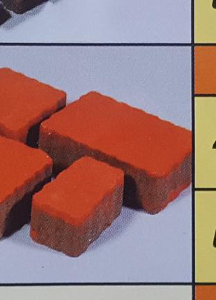 Продам тротуарную плитку Римский камень,45мм и 60 мм