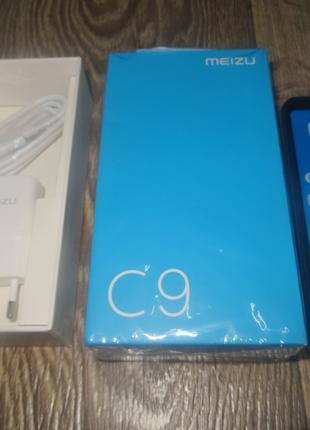 Meizu C9 (2/16) в наличии ( синий) GLOBAL модель (м818н)