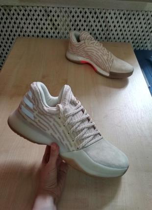 Мужские тенисные кроссовки adidas harden vol.1 pk (ap9840) ори...