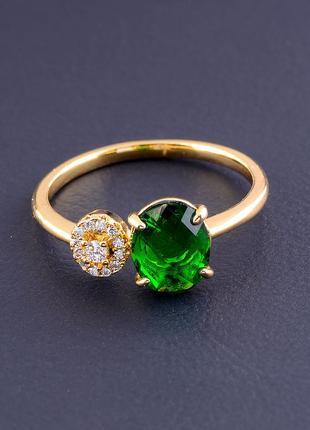 Кольцо 'xuping' фианит (позолота 18к) 0807420