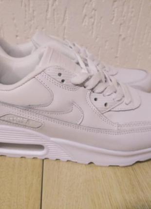 Кросівки nike air max 90 білі