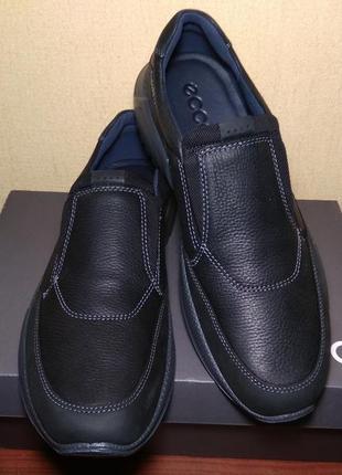 Туфли мужские ecco luca