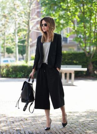 Кюлоты брюки