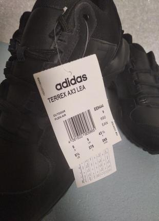 Кроссовки adidas terrex ax3 lea ee9444