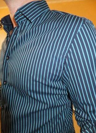 Рубашка мужская качественная Reserved