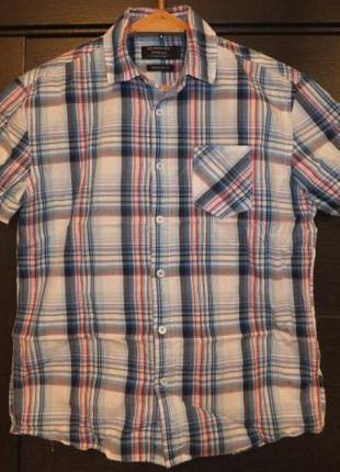 Рубашка без рукав,Тенниска мужская Reserved на лето