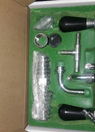 Пивная установка охладитель колона кран редуктор пеногаситель кег