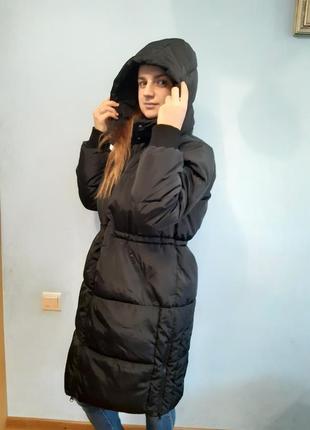 Крута тепла зимова куртка парка пальто від only!