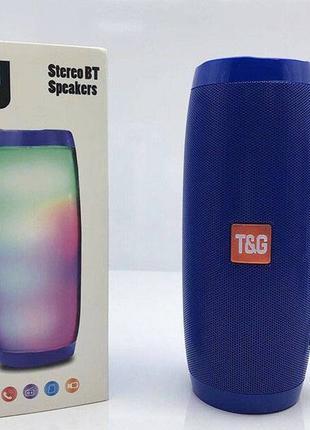 Портативная блютуз колонка TG-157!\Bluetooth speaker