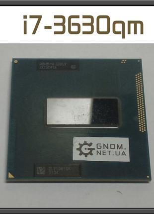 Процессор Intel Core i7-3630qm 4 ядра Ivy 3 поколение Socket G2