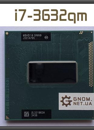Процессор Intel Core i7-3632qm 4 ядра Ivy 3 поколение Socket G2