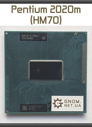 Процессор Intel Pentium 2020m Socket G2 HM70 3 поколение ноутбук