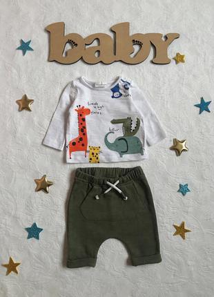 Набор/костюм/комплект на новорожденного next