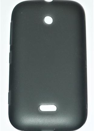 Чехол Nokia CC-1055 для Nokia 510 Lumia black Оригинал! 0410