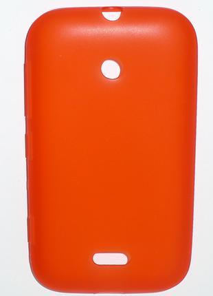 Чехол Nokia CC-1055 для Nokia 510 Lumia red Оригинал! 0412