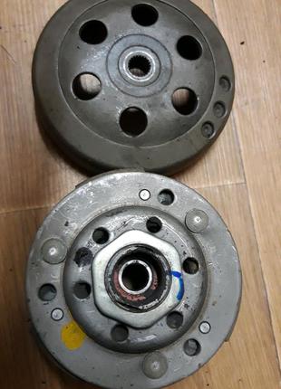 Вариатор задний Honda Dio/Tact/Af/18/27/24/30/31 сцеплення