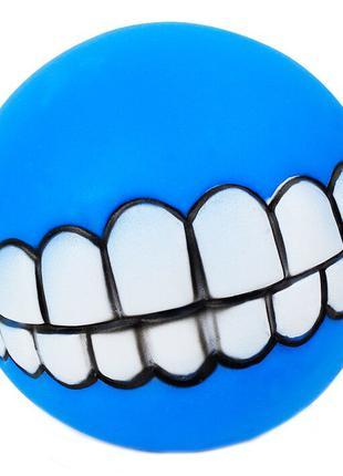 """Игрушка для собак-мяч-улыбка с """"зубами"""" ROGZ"""