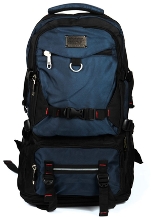 Туристический рюкзак Royal Mountain 7913black-blue