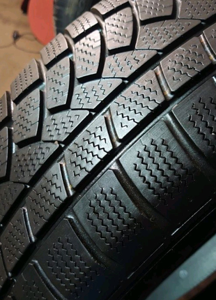 Комплект 235/65 r17 Continental 4X4 winter contact