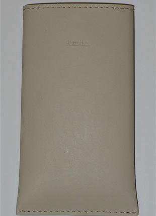 Чехол Nokia CP-620 для Nokia 925 Lumia soft cream Оригинал! 0420