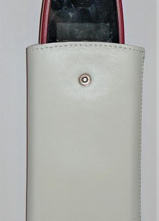 Чехол Nokia CP-556 универсальный white Оригинал! 0421