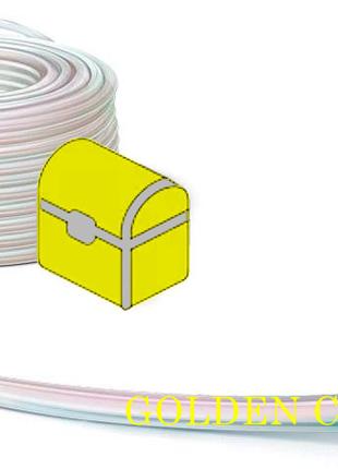 Шланг ПВХ прозрачный, пищевой 10 мм
