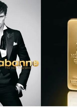 Мужская парфюмерная вода Paco Rabanne 1 Million
