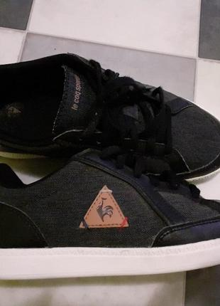 Тканевые туфли от le coq sportif