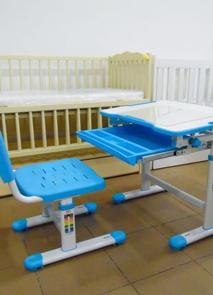 Растущая парта - Растущий стол-Парта и Стул-Парта для школьника
