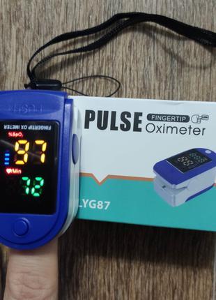 Пульсоксиметр для вимірювання сатурації