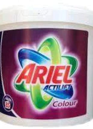 Ariel actilift colour порошок для стирки