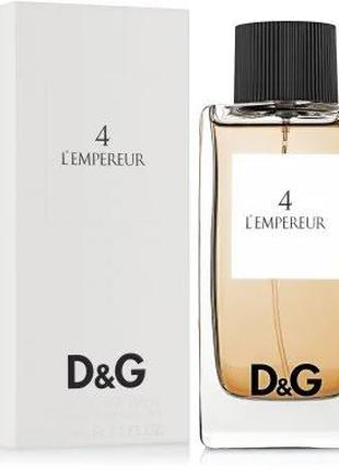 Мужская туалетная вода Dolce&Gabbana L'Empereur 4( Император)