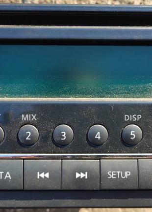 Магнитола DAEWOO AGC-0071RF Nissan