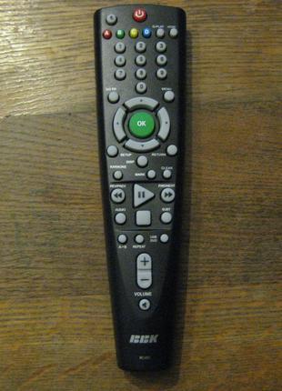Новый оригинальный пульт RC1027 для DVD плеера BBK