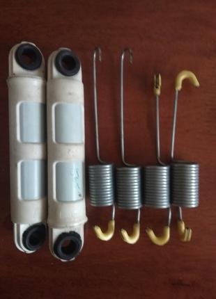 Комплект пружин и амортизаторов стиральной машины Zanussi 5100