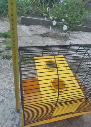 Клетки для птиц или мелких животных