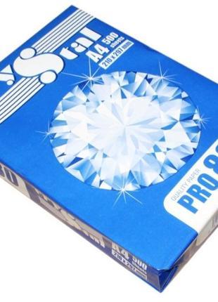 Бумага для принтера Crystal Pro 80 А4