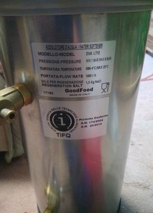 Фильтр  до очистки  воды DVA   LT12