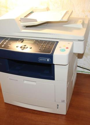 Xerox WorkCentre 3550. A4, 1200x1200dpi, Автоматический дуплекс.