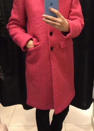 Новое пальто размер с-м