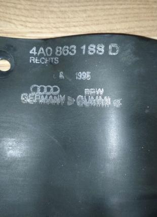 Пыльники рулевых тяг Ауди 100/А6 С4